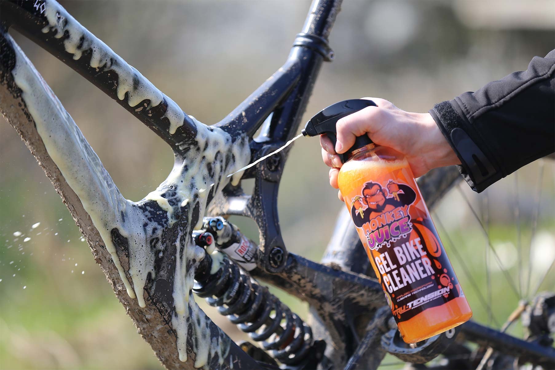 Bike Cleaning Kit What Are The Best Bicycle Cleaning Products